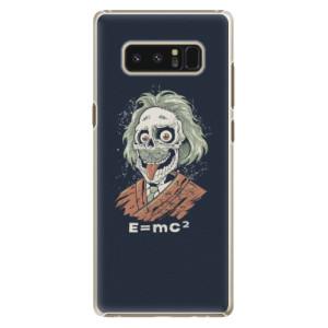 Plastové pouzdro iSaprio Einstein 01 na mobil Samsung Galaxy Note 8