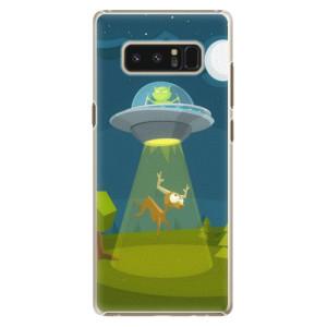 Plastové pouzdro iSaprio Alien 01 na mobil Samsung Galaxy Note 8