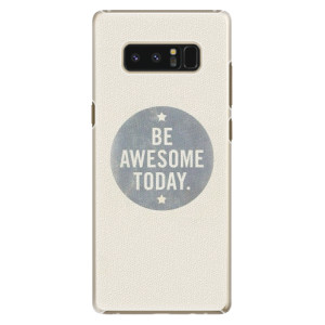 Plastové pouzdro iSaprio Awesome 02 na mobil Samsung Galaxy Note 8