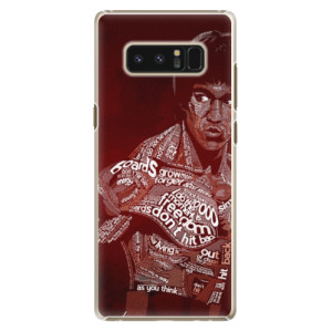 Plastové pouzdro iSaprio Bruce Lee na mobil Samsung Galaxy Note 8