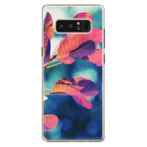 Plastové pouzdro iSaprio Autumn 01 na mobil Samsung Galaxy Note 8