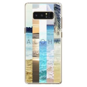 Plastové pouzdro iSaprio Aloha 02 na mobil Samsung Galaxy Note 8