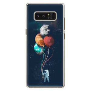Plastové pouzdro iSaprio Balloons 02 na mobil Samsung Galaxy Note 8