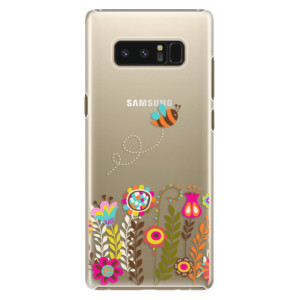 Plastové pouzdro iSaprio Bee 01 na mobil Samsung Galaxy Note 8