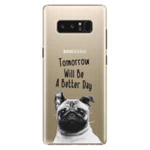 Plastové pouzdro iSaprio Better Day 01 na mobil Samsung Galaxy Note 8