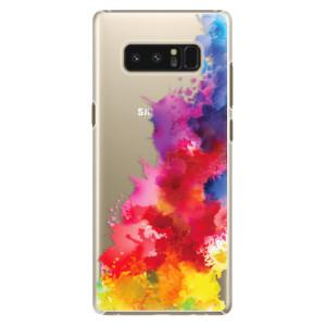 Plastové pouzdro iSaprio Color Splash 01 na mobil Samsung Galaxy Note 8