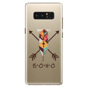 Plastové pouzdro iSaprio BOHO na mobil Samsung Galaxy Note 8