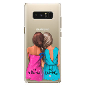 Plastové pouzdro iSaprio Best Friends na mobil Samsung Galaxy Note 8