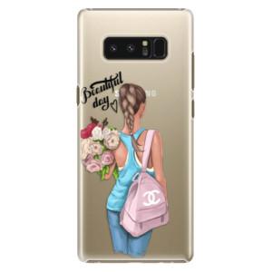Plastové pouzdro iSaprio Beautiful Day na mobil Samsung Galaxy Note 8