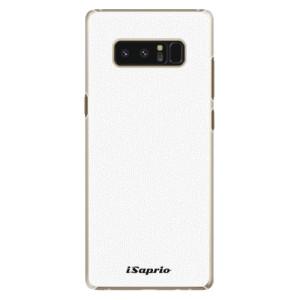 Plastové pouzdro iSaprio 4Pure bílé na mobil Samsung Galaxy Note 8
