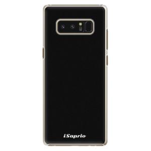 Plastové pouzdro iSaprio 4Pure černé na mobil Samsung Galaxy Note 8