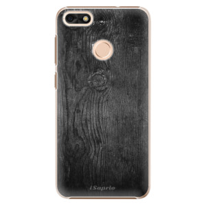 Plastové pouzdro iSaprio black Wood 13 na mobil Huawei P9 Lite Mini