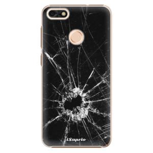 Plastové pouzdro iSaprio Broken Glass 10 na mobil Huawei P9 Lite Mini