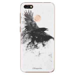 Plastové pouzdro iSaprio Havran 01 na mobil Huawei P9 Lite Mini