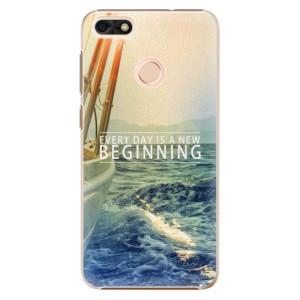 Plastové pouzdro iSaprio Beginning na mobil Huawei P9 Lite Mini