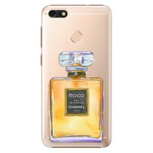 Plastové pouzdro iSaprio Chanel Gold na mobil Huawei P9 Lite Mini