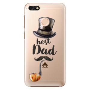 Plastové pouzdro iSaprio Best Dad na mobil Huawei P9 Lite Mini