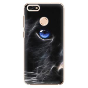 Plastové pouzdro iSaprio black Puma na mobil Huawei P9 Lite Mini