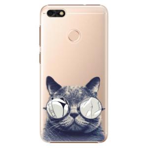 Plastové pouzdro iSaprio Šílená Číča 01 na mobil Huawei P9 Lite Mini