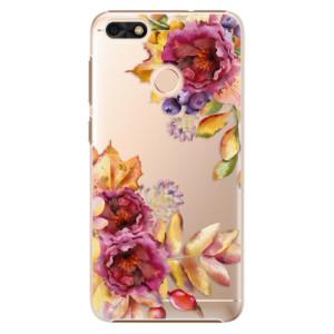 Plastové pouzdro iSaprio Podzimní Květiny na mobil Huawei P9 Lite Mini