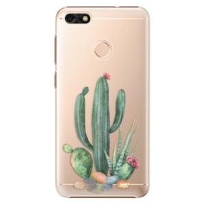 Plastové pouzdro iSaprio Kaktusy 02 na mobil Huawei P9 Lite Mini