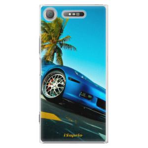 Plastové pouzdro iSaprio Kára 10 na mobil Sony Xperia XZ1