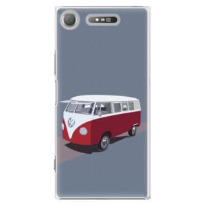 Plastové pouzdro iSaprio VW Bus na mobil Sony Xperia XZ1