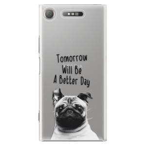 Plastové pouzdro iSaprio Better Day 01 na mobil Sony Xperia XZ1