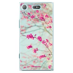 Plastové pouzdro iSaprio Blossom 01 na mobil Sony Xperia XZ1 Compact