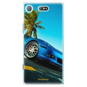 Plastové pouzdro iSaprio Kára 10 na mobil Sony Xperia XZ1 Compact