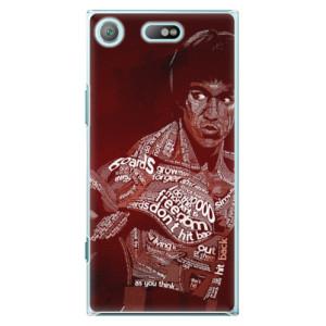 Plastové pouzdro iSaprio Bruce Lee na mobil Sony Xperia XZ1 Compact