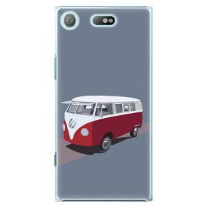 Plastové pouzdro iSaprio VW Bus na mobil Sony Xperia XZ1 Compact