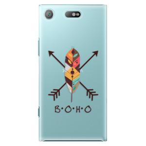 Plastové pouzdro iSaprio BOHO na mobil Sony Xperia XZ1 Compact