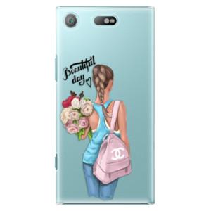 Plastové pouzdro iSaprio Beautiful Day na mobil Sony Xperia XZ1 Compact