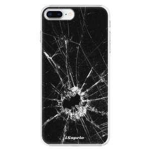 Plastové pouzdro iSaprio Broken Glass 10 na mobil Apple iPhone 8 Plus