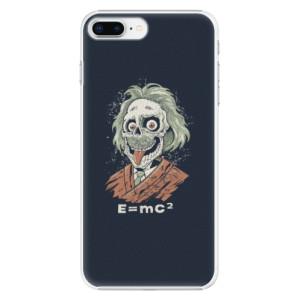 Plastové pouzdro iSaprio Einstein 01 na mobil Apple iPhone 8 Plus