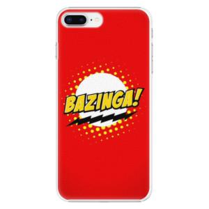 Plastové pouzdro iSaprio Bazinga 01 na mobil Apple iPhone 8 Plus