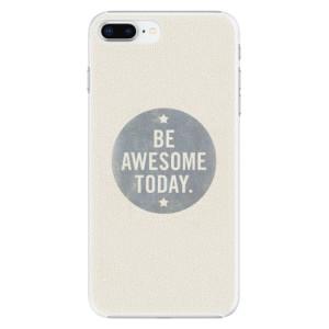 Plastové pouzdro iSaprio Awesome 02 na mobil Apple iPhone 8 Plus