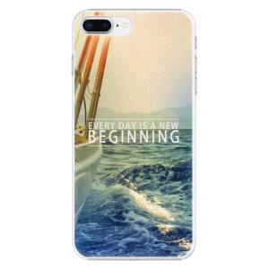 Plastové pouzdro iSaprio Beginning na mobil Apple iPhone 8 Plus