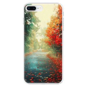 Plastové pouzdro iSaprio Autumn 03 na mobil Apple iPhone 8 Plus