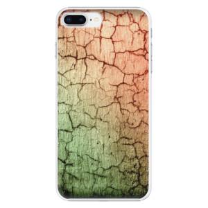 Plastové pouzdro iSaprio Rozpraskaná Zeď 01 na mobil Apple iPhone 8 Plus
