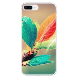 Plastové pouzdro iSaprio Autumn 02 na mobil Apple iPhone 8 Plus