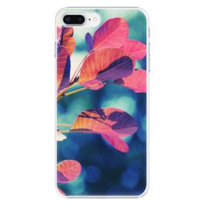 Plastové pouzdro iSaprio Autumn 01 na mobil Apple iPhone 8 Plus