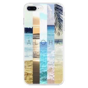 Plastové pouzdro iSaprio Aloha 02 na mobil Apple iPhone 8 Plus