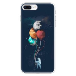 Plastové pouzdro iSaprio Balloons 02 na mobil Apple iPhone 8 Plus