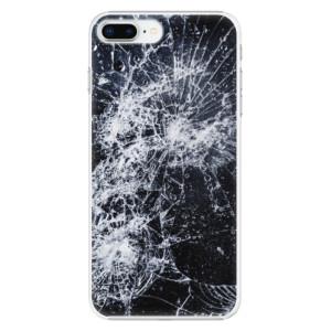 Plastové pouzdro iSaprio Praskliny na mobil Apple iPhone 8 Plus