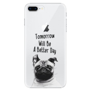 Plastové pouzdro iSaprio Better Day 01 na mobil Apple iPhone 8 Plus