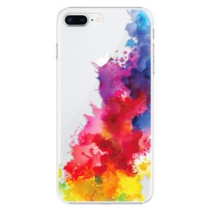 Plastové pouzdro iSaprio Color Splash 01 na mobil Apple iPhone 8 Plus