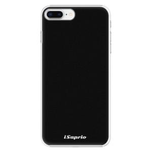 Plastové pouzdro iSaprio 4Pure černé na mobil Apple iPhone 8 Plus