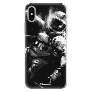 Plastové pouzdro iSaprio Astronaut 02 na mobil Apple iPhone X